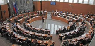 parlament anketa raziskava