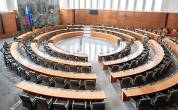 Državni zbor. Koalicija opopzicija