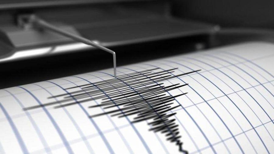 Sezmogram - Potres