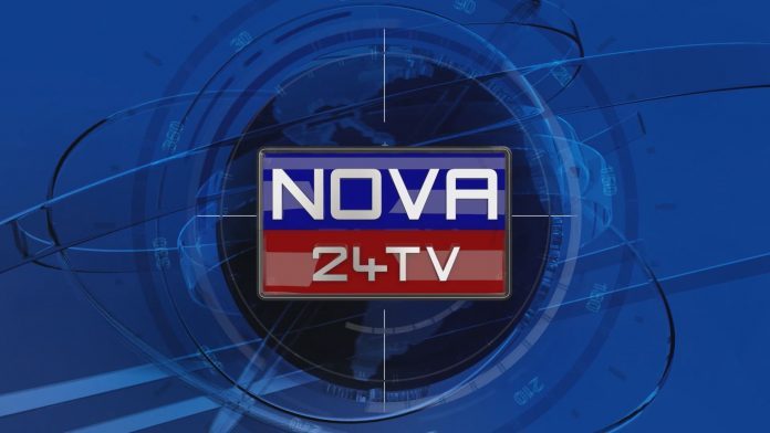 Nova 24TV-logo