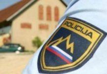 Policija poročilo