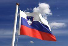 Slovenska zastava slovensko
