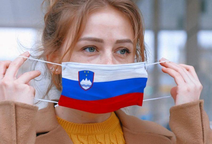 maska slovenija okužb