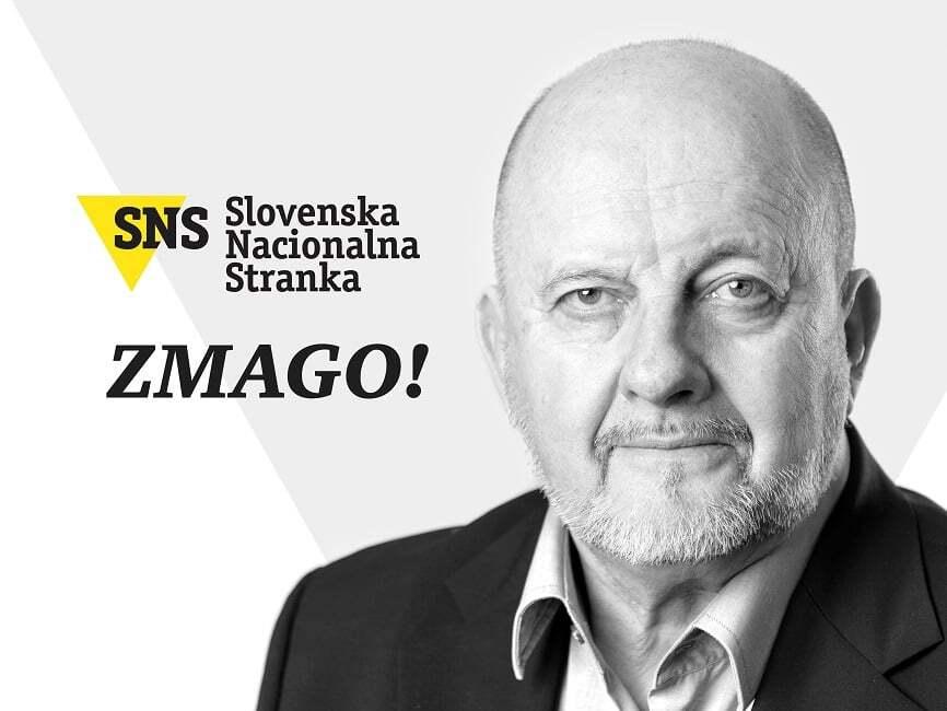 JELINČIČ Slovenska nacionalna stranka