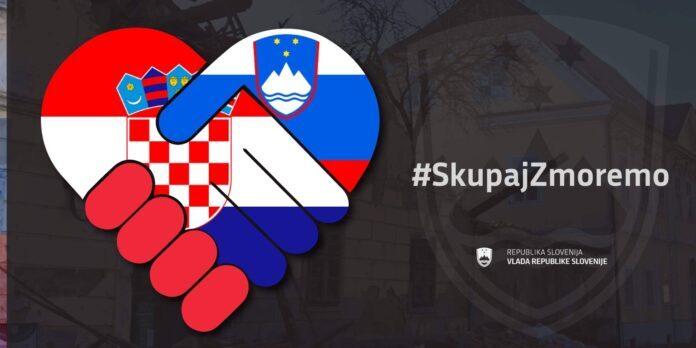 Slovenci namenili pomoč Hrvaški.