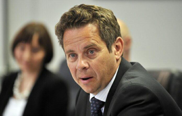 Predsednik računskega sodišča Tomaž Vesel