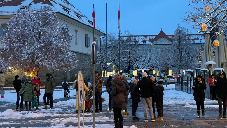 Maribor protesti