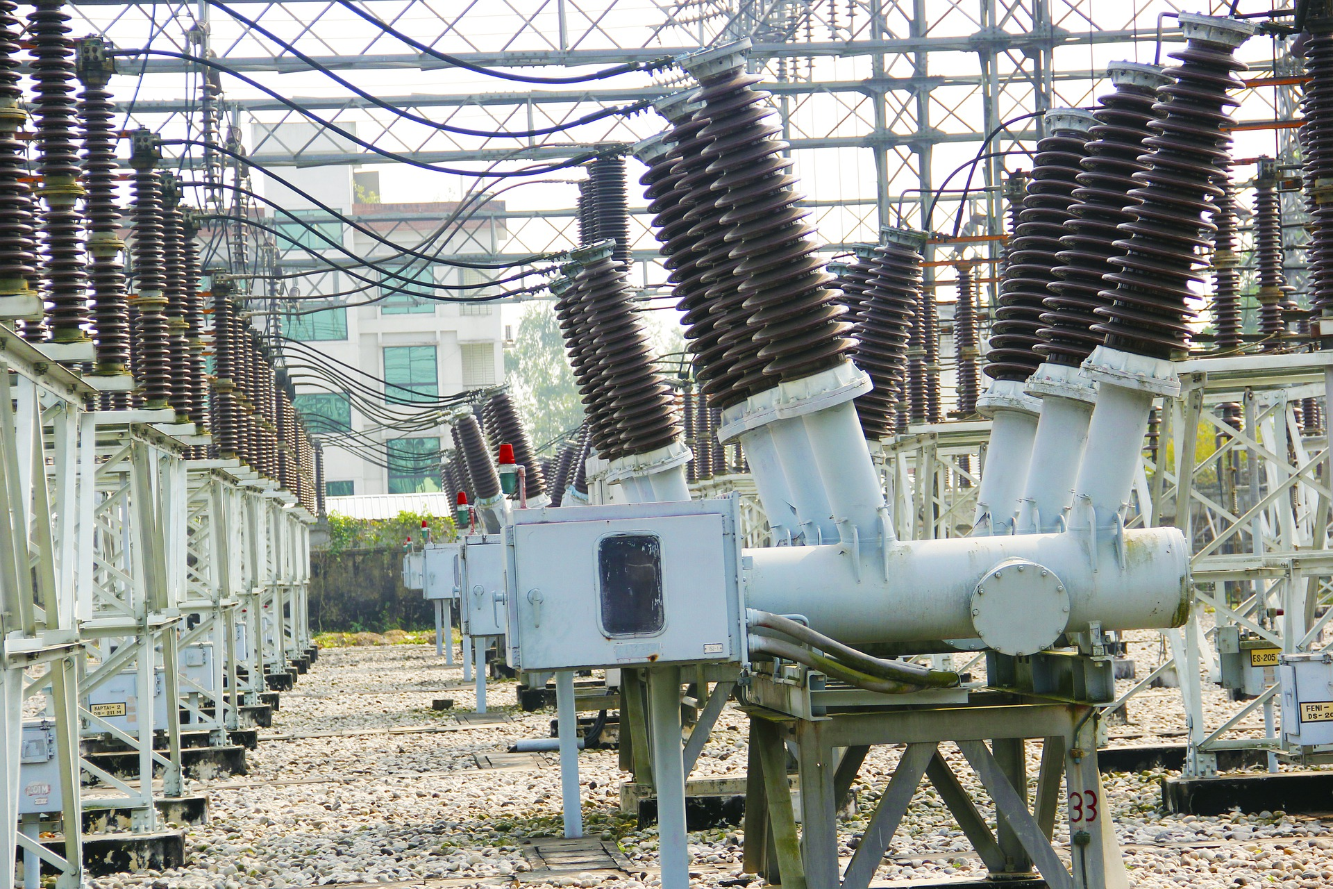 Elektrika transformatorkska postaja