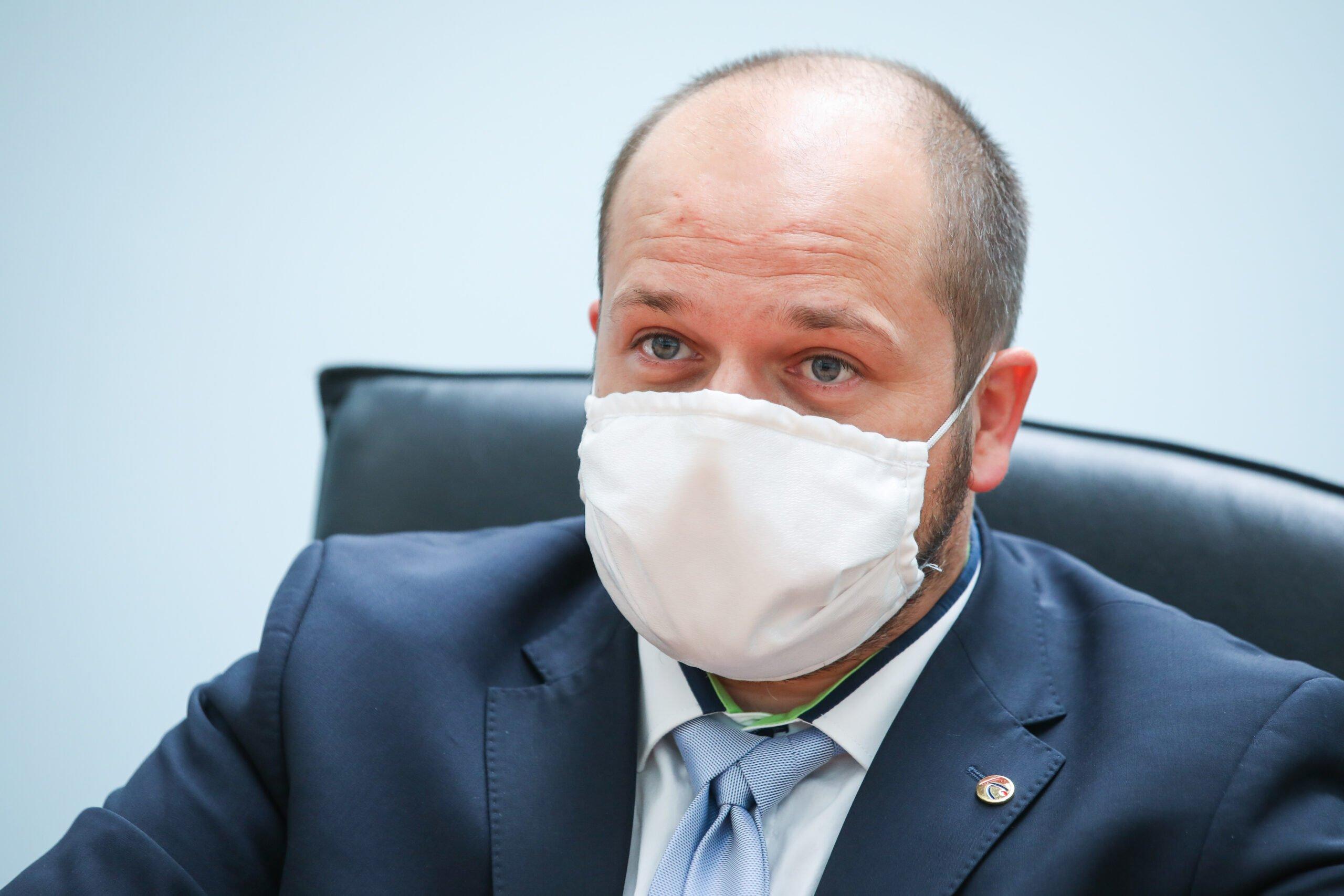 PREDSTAVITEV Janez Polkukar kandidat ministra za zdravje