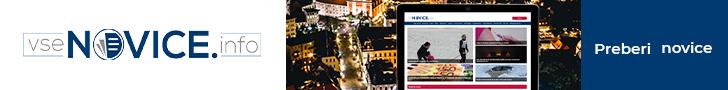 Spletni agregat novic, na katerem so zbrane zanimive novice za slovensko javnost.