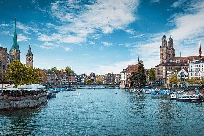 Konec aprila znova med Zagrebom in Zürichom