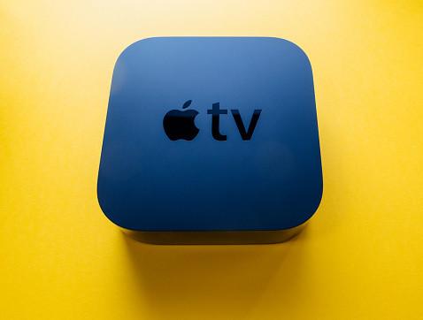 Apple televizija